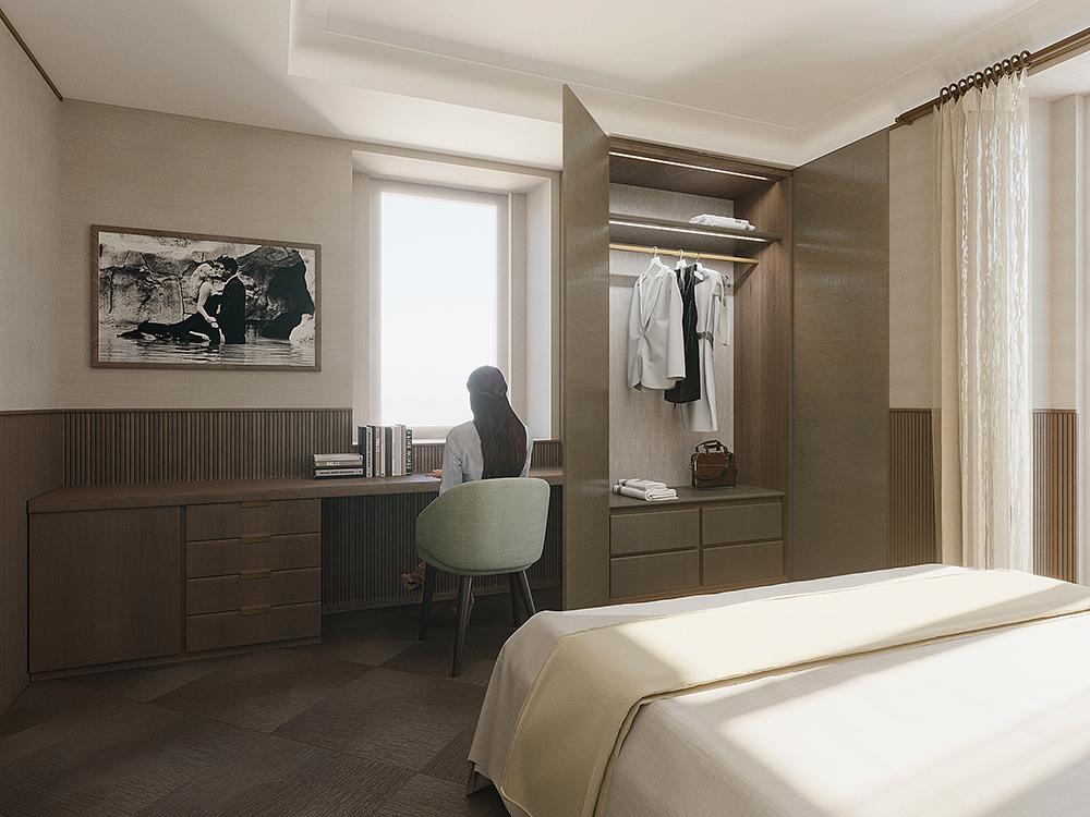 AmarantoInterior_b&B_como_bedroom-open